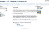 Welcome---Bitweaver-2.1rc4,-Xampp-1.6.7,-Windows-XPsp2 1220026057434